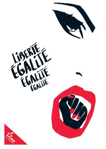 Contre les violences faites aux femmes : Samedi 23 novembre 14 h Place de la Liberté à Brest : MANIFESTONS !
