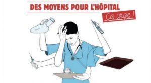 Mobilisons-nous, professionnels de santé, citoyens usagers, toute la population !