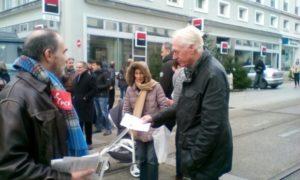 Réforme des retraites et début de campagne municipale.