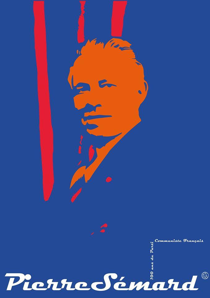 Samedi 7 mars  à 10 h 30, les communistes participeront à l'hommage rendu à Pierre Semard.