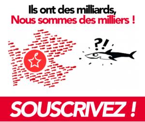 Appel à souscription de la fédération du Finistère du Parti communiste – pour se donner les moyens de nos luttes!