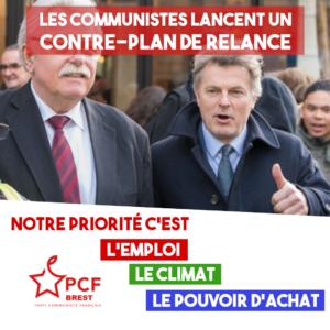 Sécurisons l'emploi et la formation pour toutes et tous ! Communiqué PCF Pays de Brest.