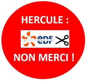 Le projet Hercule, la garantie d'une flambée de la facture des usagers !