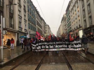 30/01 Retour sur la manifestation Sécurité Globale.