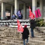13 Février, la loi sécurité : STOP !
