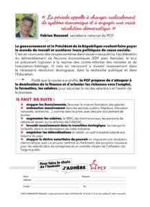 Brest 4 Février : de l'argent pour les salaires pas pour les actionnaires !